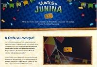 Santa Helena lança manifesto #JuntosNaJunina com hotsite comemorativo